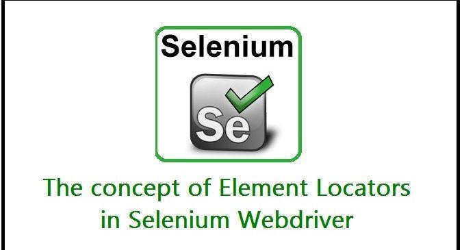 Understanding Locators – Selenium Testing : Chapter 2