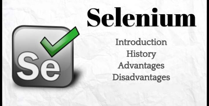 Selenium Automation Testing – Introduction : Chapter 1